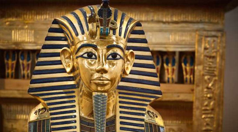 King Tut's Dagger Was Made From a Meteorite