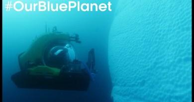 Pioneering Scientist Journeys 1000m Deep In Antarctica