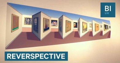 These 'Reverspective' Paintings are Mind-boggling
