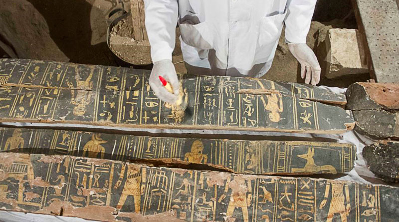 Discovery of Two Ancient Tombs Dating Back 3,500 Years Announced in Egypt