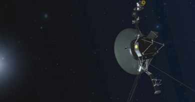 Voyager 1: Fires Thrusters For The First Time In 37 Years