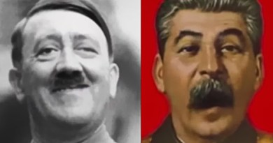 Hitler and Stalin Having a  Great Time (Deepfake)
