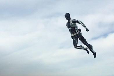 Disney's Stunt Robots Could Revolutionize Action Movies