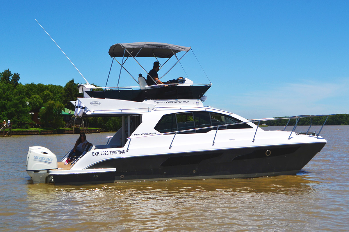 CATAMARAN RAGAZZA CAT 950 FLY