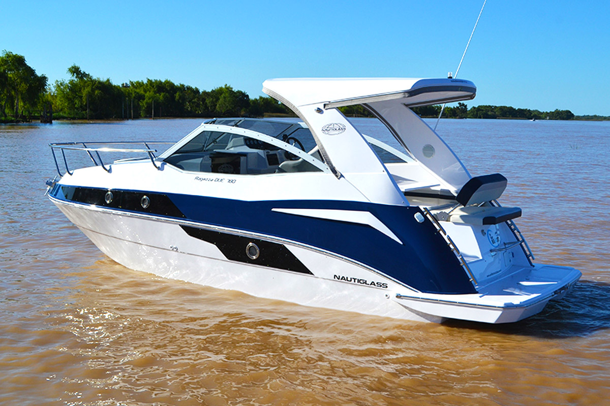 DAY CRUISER RAGAZZA DUE 780