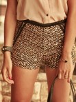 Tweed Hot Pants