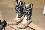 Well loved Cowboy Boots