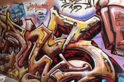 Melbourne Graffiti Lane Way
