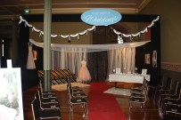 The Vintage Wedding Area