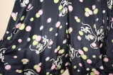 Silk vintage inspired dress