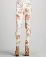Hudson-Nico-Super-Skinny-Rose-Print-Jeans