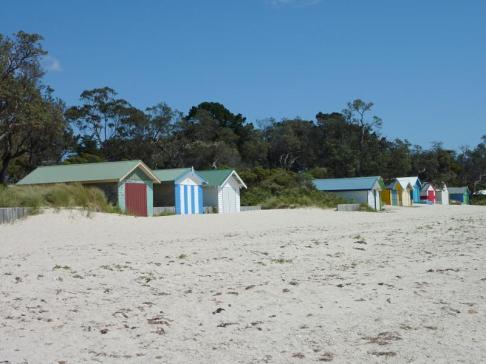 Beach at Rosebud