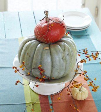 6. Pumpkin decor