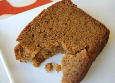 1. Pumpkin bread