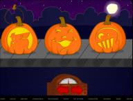3. Homestar Runner Pumpkin Stencils
