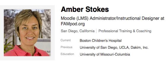 Amber Stokes