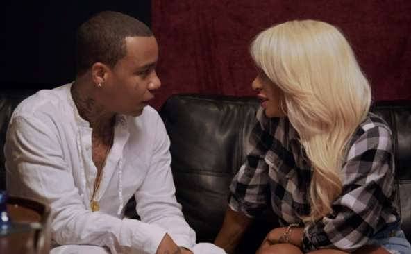 yung berg hazel e situationship love and hip hop hollywood