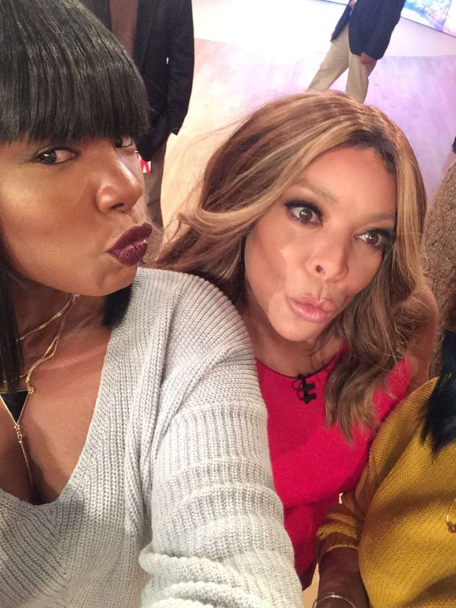How Yew Dewin?:  My Experience At The Wendy Williams Show