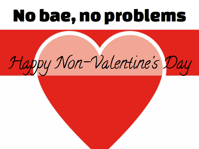 valentine's day alone