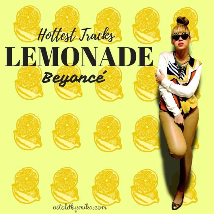 lemonade hottest tracks
