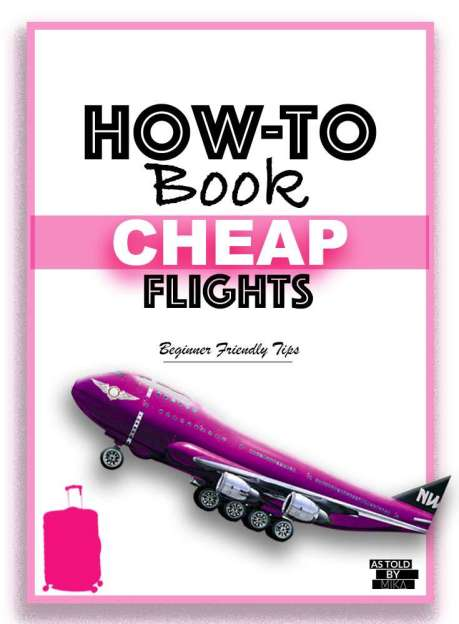 booking cheap flights