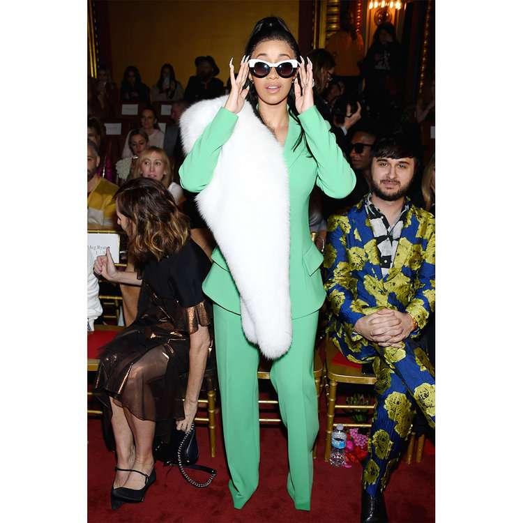 cardi b outfits fashion