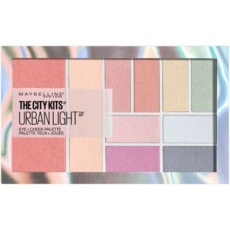 maybelline the city kits urabn lights
