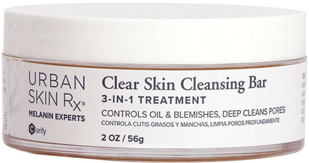 Adult Acne Urban Skin RX Clear Skin Cleansing Bar