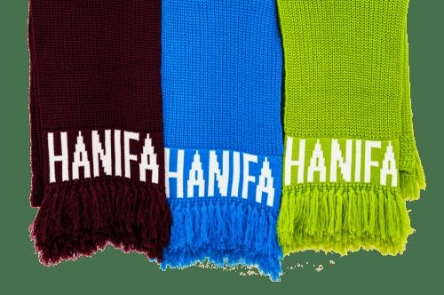 Hanifa Scarf Chloe black owned gift guide