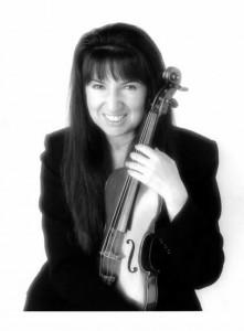 Danielle Maddon, violin