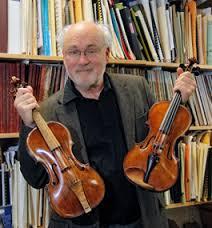 Daniel Stepner, violin