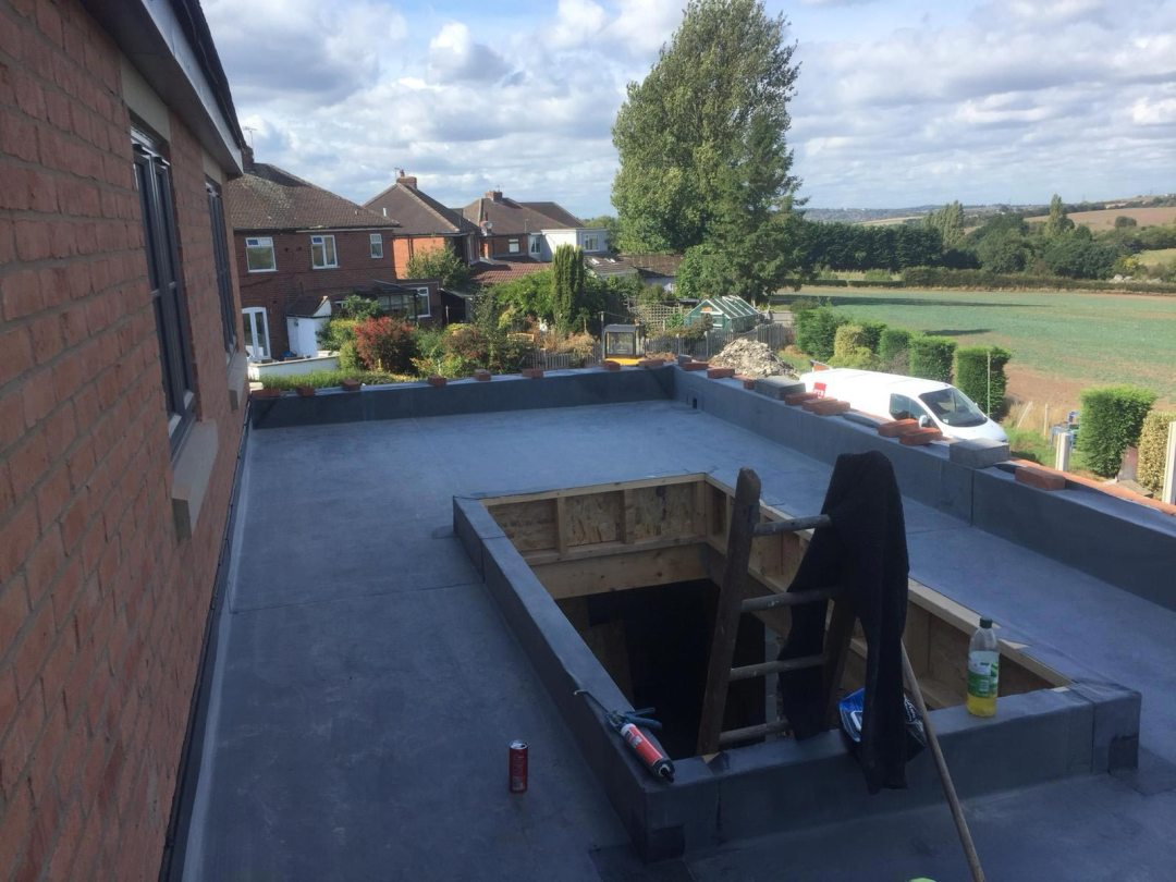 Flat Roofing Sheffield And Rotherham Domestic Roofing