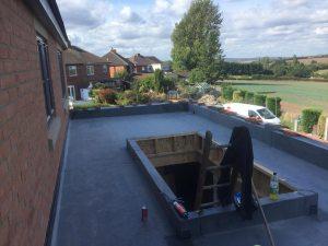 roof work shefflied