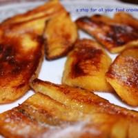 Pazham Varuthathu/ Banana roast in ghee