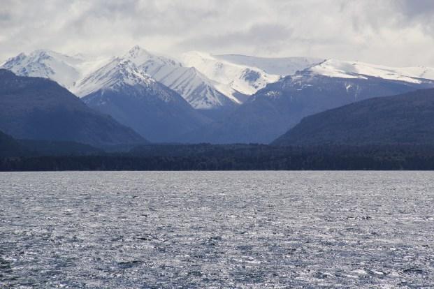 Lago Nahuel Huapi in San Carlos de Bariloche