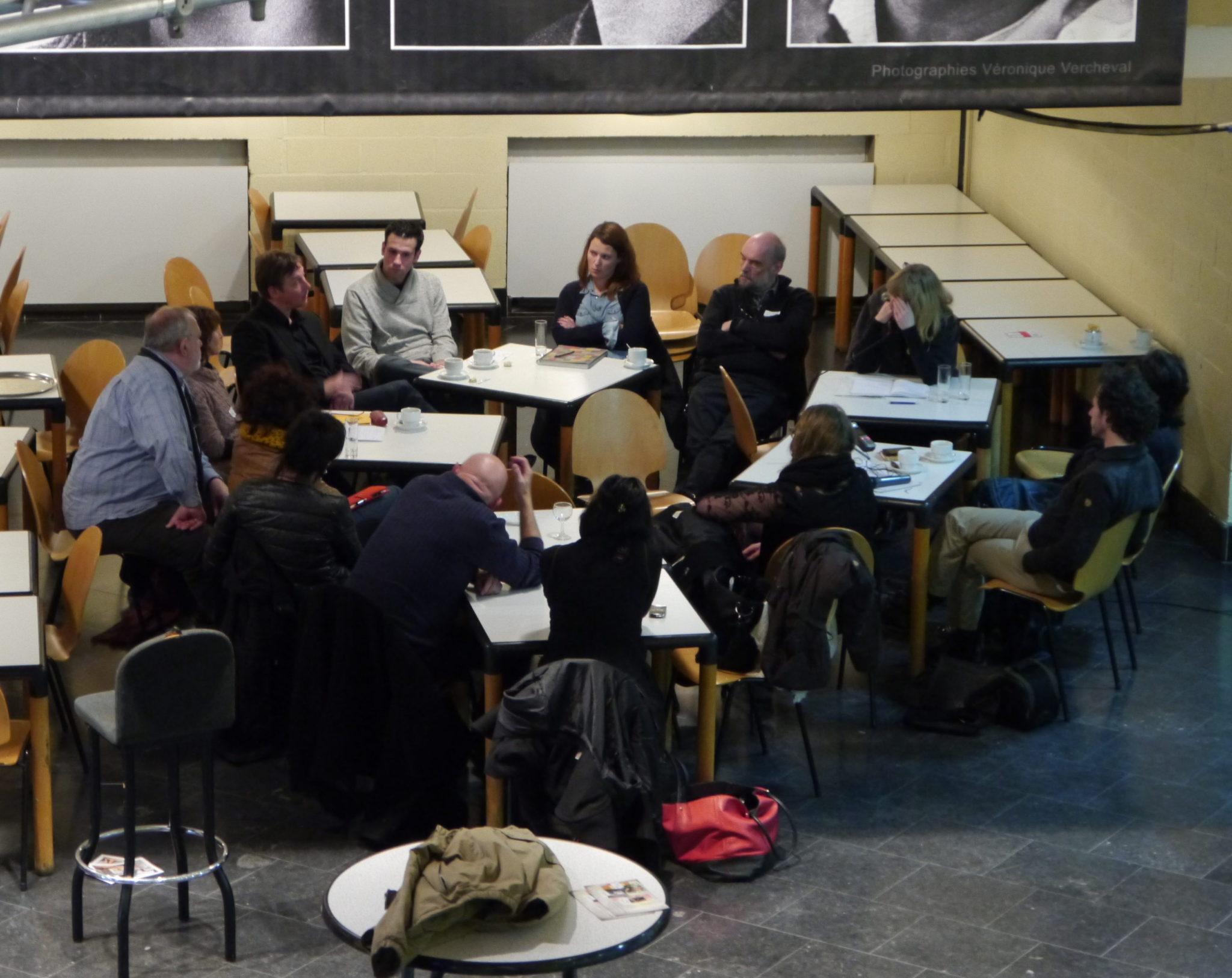 groupe de travail Jpro 2012