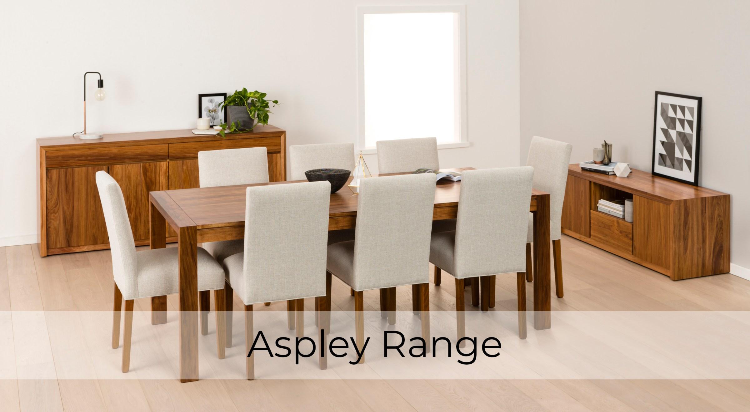 Aspley Tasmanian Blackwood Furniture by Astra Furniture