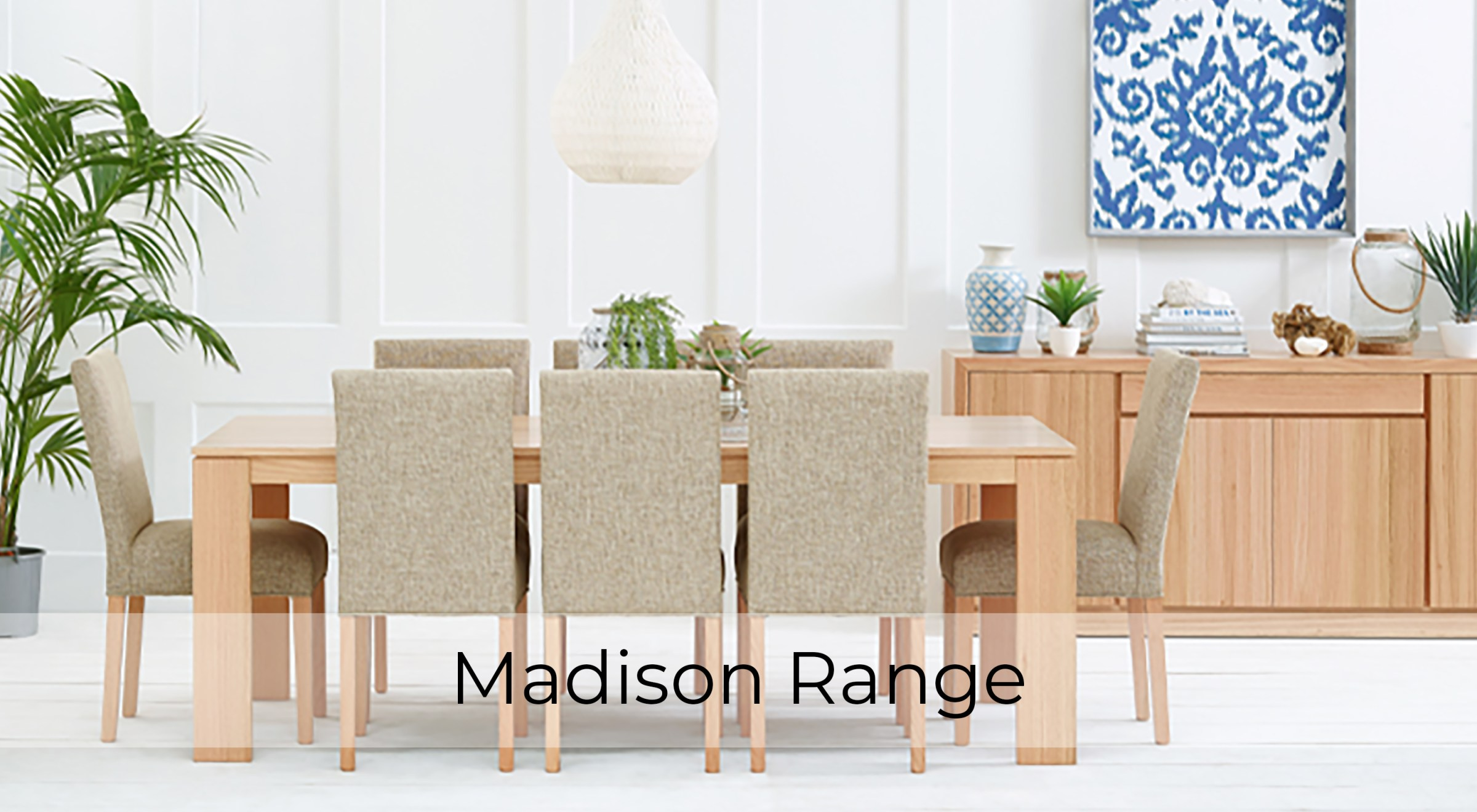 Madison Tasmanian Oak Furniture by Astra Furniture