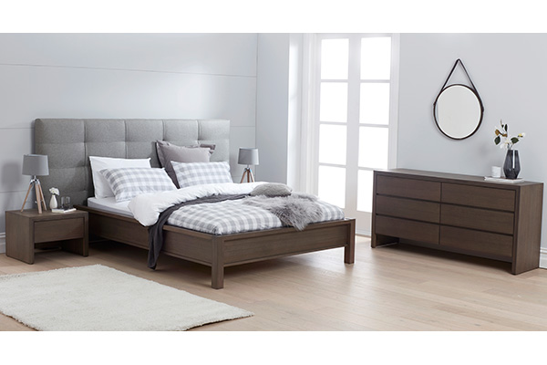 Sienna Tasmanian Oak Bedroom Suite by Astra Furniture