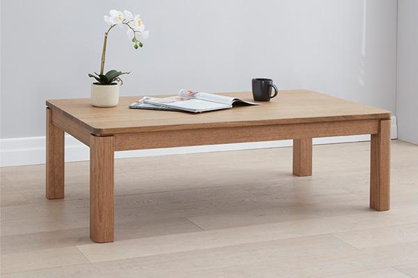 Kiama Tasmanian Oak Coffee Table by Astra Furniture