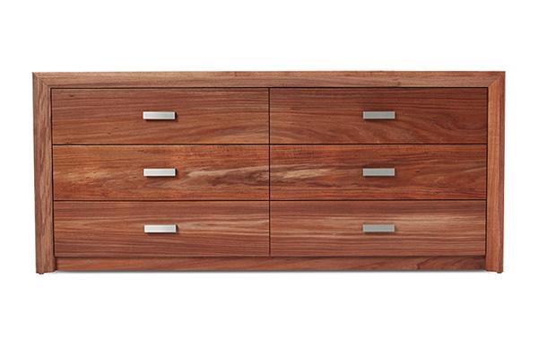 Cobar Tasmanian Blackwood Dresser