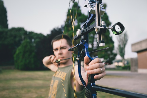 Compound Bow Shooting Tips