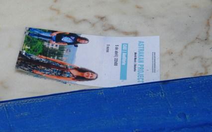 Tickets Astrakan project
