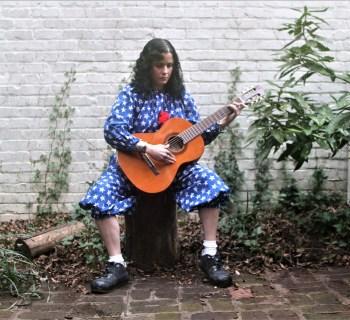 clown guitar sjp