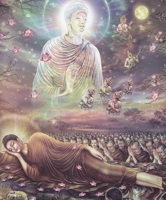 buddha astral projection