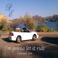 I'm gonna let it ride – Album and mp3s