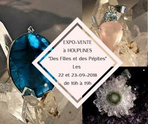 EXPO-VENTE des Filles et des Pépites