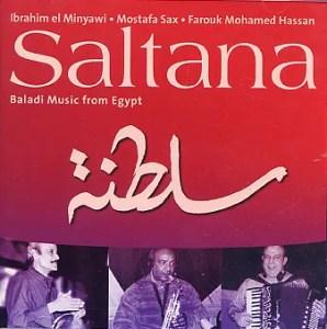 Saltana - Musik für Baladi