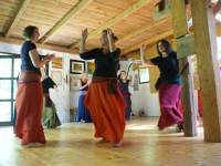 Improvisieren im Ägyptischen Tanz