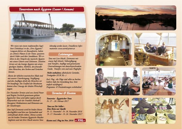 Flyer-Aegyptenreisen